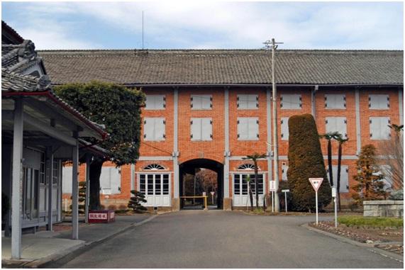群馬県富岡製紙場