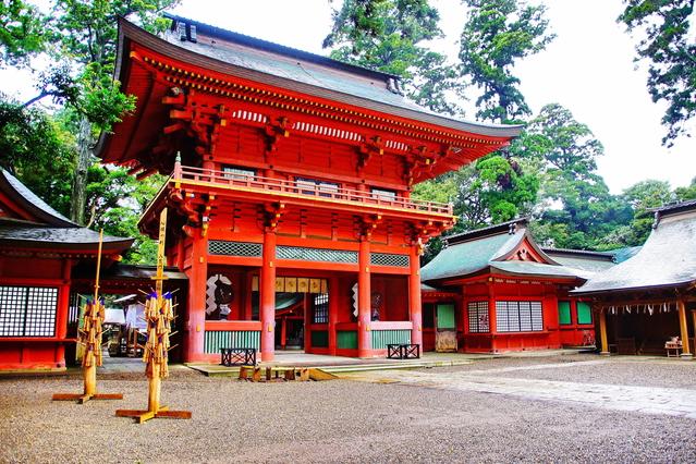 茨城県鹿島神社