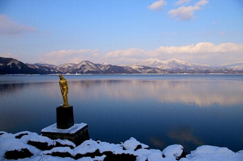 秋田県田沢湖