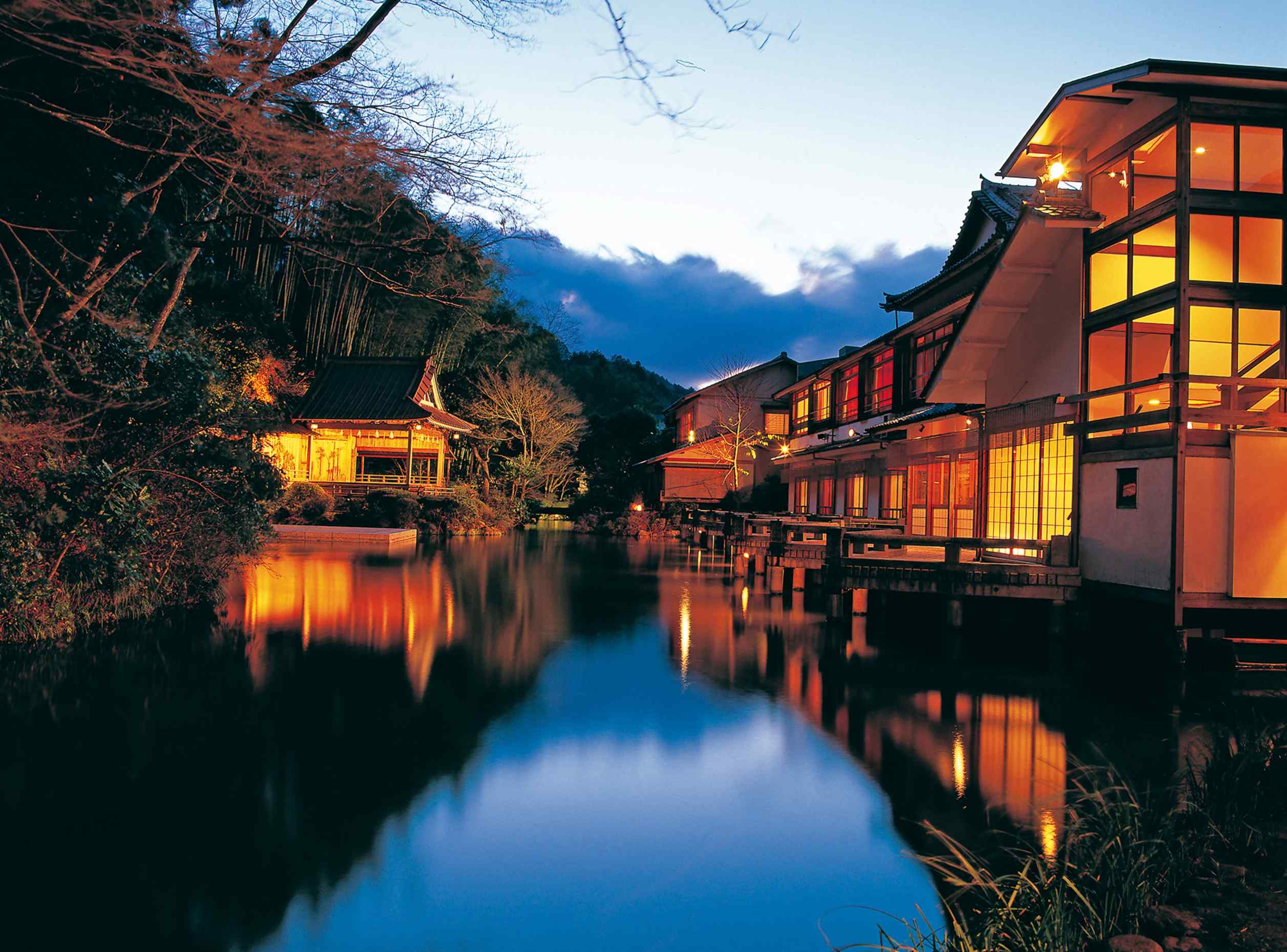 静岡県修繕寺温泉